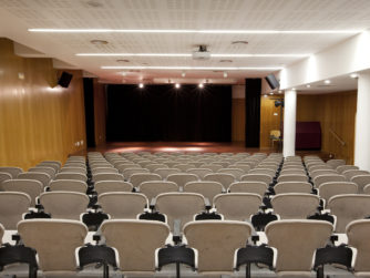 Sala Actes Fort Pienc