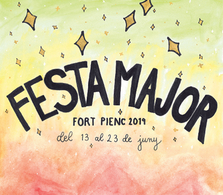 Ja és Festa Major al Fort Pienc!